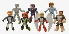 MARVEL MINI-MATES ALL NEW X-MEN MINI ACTION FIGURES,NEW AND IN STOCK