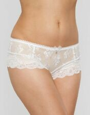 CHARNOS CHERUB IVORY FRENCH SHORTS LACE  SIZE 16 - XL BNWT