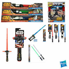 STAR WARS LIGHTSABERS CHOOSE CHARACTER / NOW INCLUDES FORCE AWAKENS SABER