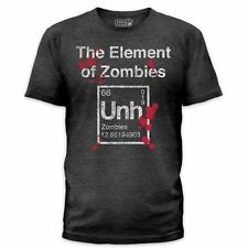 Goodie Two Sleeves Herren T-Shirt ELEMENT OF ZOMBIE