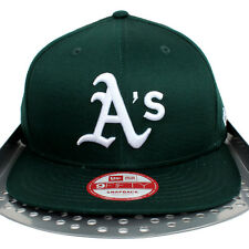 New Era 9fifty Oakath a's Equipo Ajustable MLB Gorra visera plana