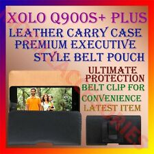 ACM-BELT CASE for XOLO Q900S+ PLUS MOBILE LEATHER POUCH COVER CLIP HOLDER LATEST