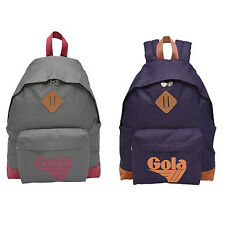Gola Harlow Classic Reflex Mens Womens Unisex Rucksack Backpack Casual Bag