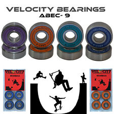 8 boxed Pro Abec 9 bearings Skateboard stunt scooter Quad inline roller skate 11