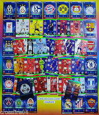 Panini Adrenalyn Champions League 2014 2015 14 15 CLUB BADGES, MASTER, TROPHY