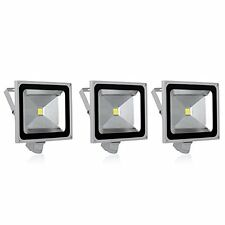 FARO LED CON SENSORE DI MOVIMENTO FARETTO LED 10W 20W 30W 50W ALTA LUMINOSITA'