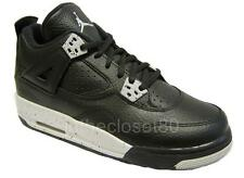 Nike Air Jordan 4 Retro GS Oreos BG Women Boys Girls 408452 003