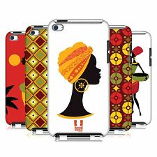 HEAD CASE DESIGNS AFRICAN PATTERN SERIES 1 CASE FOR APPLE iPOD TOUCH 4G 4TH GEN