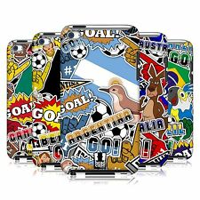 HEAD CASE DESIGNS FOOTBALL COUNTRY ICONS CASE FOR APPLE iPOD TOUCH 4G 4TH GEN