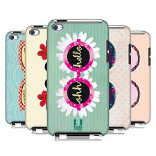 HEAD CASE DESIGNS FUN SUNNIES HARD BACK CASE FOR APPLE iPOD TOUCH 4G 4TH GEN