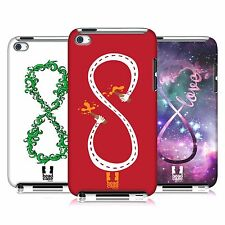 HEAD CASE DESIGNS INFINITY COLLECTION CASE FOR APPLE iPOD TOUCH 4G 4TH GEN