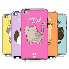 HEAD CASE DESIGNS KITTY CATS HARD BACK CASE FOR APPLE iPOD TOUCH 4G 4TH GEN