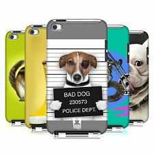 HEAD CASE DESIGNS FUNNY ANIMALS HARD BACK CASE FOR APPLE iPOD TOUCH 4G 4TH GEN