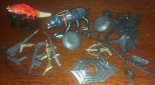 80's SECTAURS warriors symbion action figure WEAPON PART ACCESSORY - selection