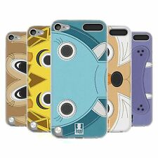 HEAD CASE ANIMAL PATCHES SERIES 2 GEL CASE FOR APPLE iPOD TOUCH 5G 5TH GEN