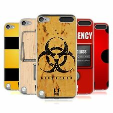 HEAD CASE ASSORTED DESIGNS SILICONE GEL CASE FOR APPLE iPOD TOUCH 5G 5TH GEN
