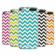 HEAD CASE CHEVRON PATTERN SILICONE GEL CASE FOR APPLE iPOD TOUCH 5G 5TH GEN