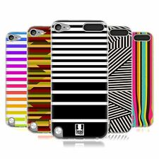 HEAD CASE DYNAMIC STRIPES SILICONE GEL CASE FOR APPLE iPOD TOUCH 5G 5TH GEN