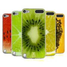 HEAD CASE FRUITYLICIOUS SILICONE GEL CASE FOR APPLE iPOD TOUCH 5G 5TH GEN