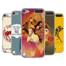 HEAD CASE YEAR OF THE HORSE SILICONE GEL CASE FOR APPLE iPOD TOUCH 5G 5TH GEN