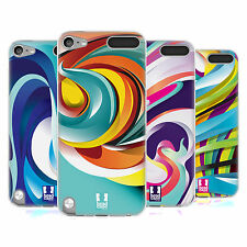 HEAD CASE MARBLES SILICONE GEL CASE FOR APPLE iPOD TOUCH 5G 5TH GEN