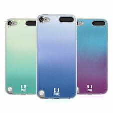 HEAD CASE OMBRE SILICONE GEL CASE FOR APPLE iPOD TOUCH 5G 5TH GEN