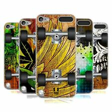 HEAD CASE SKATEBOARDS SILICONE GEL CASE FOR APPLE iPOD TOUCH 5G 5TH GEN