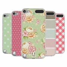 HEAD CASE FRENCH COUNTRY PATTERNS GEL CASE FOR APPLE iPOD TOUCH 5G 5TH GEN