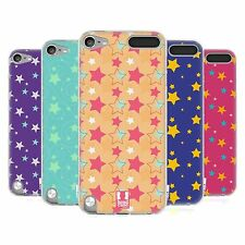 HEAD CASE STARS PATTERNS SILICONE GEL CASE FOR APPLE iPOD TOUCH 5G 5TH GEN