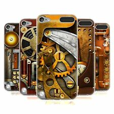 HEAD CASE STEAMPUNK SILICONE GEL CASE FOR APPLE iPOD TOUCH 5G 5TH GEN