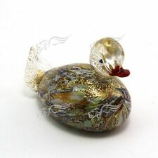 Duckling Sculpture Collection Murano Glass Made in Italy