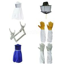 Beekeeping Equipment Bee Keeping Coat Suit / Gloves / Bee Hive Holder / Mesh Hat