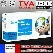 Toner Laser Brother TN-2000 TN-2005 DCP-7010 7010L DCP-7025 FAX-2820 HL-2030