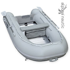 alpuna Nautic HSD 270 aluboden angelboot INFLABLE BOTE DE REMOS