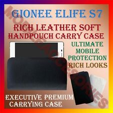 ACM-RICH LEATHER SOFT CASE for GIONEE ELIFE S7 MOBILE HANDPOUCH COVER POUCH NEW