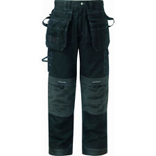 Mens Dickies Eisenhower Multi Pocket Pro Work Construction Trousers Pant Bottoms