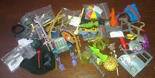 80's 1980's retro vintage RARE ACTION FIGURE parts weapons - selection - HTF