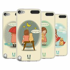 HEAD CASE HOPEFUL THOUGHTS SILICONE GEL CASE FOR APPLE iPOD TOUCH 5G 5TH GEN