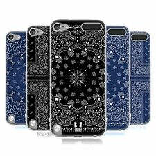 HEAD CASE CLASSIC PAISLEY BANDANA GEL CASE FOR APPLE iPOD TOUCH 5G 5TH GEN