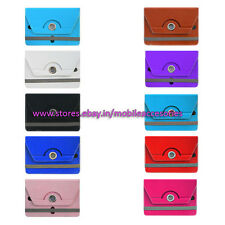 """ACM-ROTATING 360° LEATHER FLIP STAND COVER 7"""" CASE for AMBRANE 2G AC-770 TABLET"""