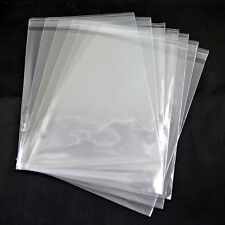 Clear Cellophane Plastic Card Bags | Cello Display Bags for Greeting Cards