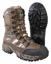 PROLOGIC REALTREE MAX5 POLAR ZONE+ WATERPROOF INSULATED NUBUCK BOOTS FISHING