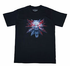 The WITCHER 3  Wild Hunt T-Shirt Gr. M-XL *schwarz* Gamer Shirt