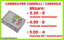 Camera d'aria per CARRELLI / CARRIOLE - 3.50 - 4.00 - 3.00 X 8 - 4