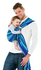 Ring Sling Baby Sling, turquoise