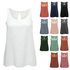 Only Damen Tank Top T-Shirt Bluse Top Shirt Longbluse Longshirt Color Mix
