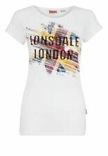 Lonsdale London Damen T-Shirt Torquay