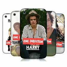 OFFICIAL ONE DIRECTION 1D HARRY STYLES PHOTO HARD BACK CASE FOR APPLE iPHONE 3G