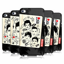 OFFICIAL 1D FANPHERNALIA HARD BACK CASE FOR APPLE iPOD TOUCH 4G 4TH GEN