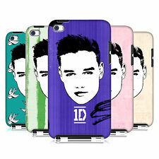 OFFICIAL ONE DIRECTION GRAPHIC FACES LIAM CASE FOR APPLE iPOD TOUCH 4G 4TH GEN